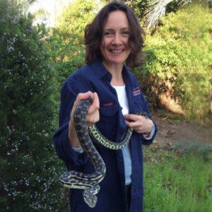 Jenny Seymour, Snake Avoidance Training for Dogs